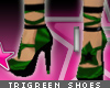 [V4NY] TriGreen Shoes