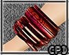 !CPD! Red Ribbed *L