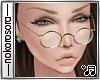 n. Carly Round Glasses