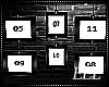 6 Frame Derivable