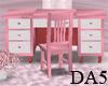 (A) Candy Villa Desk