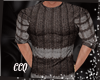 [CCQ]Jas-Wool Sweater