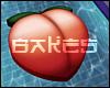 B♥ Peach Floaty