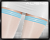 AQ|Blue Stockings