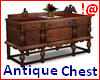 !@ Antique chest