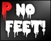 No Feet! M