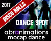 Disco Rolls (2017) Spot