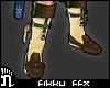 (n)Rikku Boots