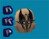 ankh skull tattoo
