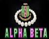 alpha Beta paddle