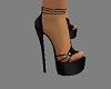 Chanel Black shoes