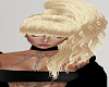 Sugar BLond Ponytail