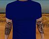 DRV Dark Blue T-Shirt M