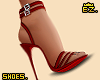 EZ. Romantic Red Shoe's