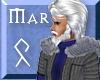 ~Mar Grey Wolf Fur M