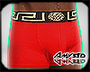 Red Versace Boxer""