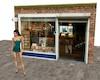 Music Store Facade