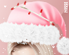n| Christmas Hat Pink