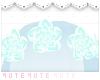 """""""Q"""" Ice Flowers"""