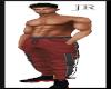 [JR] Boss Joggers Coral