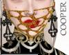 !A golden mask