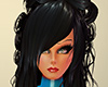 Kirsten Hair Black