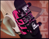 (v) emo skatebag gurl*
