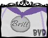 Britt Collar ~BVD~