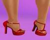 Heels Red K4