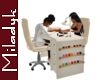 MLK Aire Manicure Statio