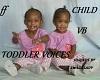 CHILD/ TODDLER VOICE BOX