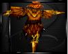 {Kea}Halloween scarecrow