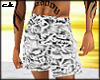 [ch]White Shorts Corona