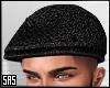 SAS-Tiko Flat Cap Black
