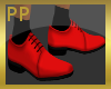 Red Dress Shoes