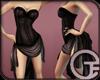 Corset Dress - Panther