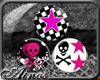 {A}Punk Badges