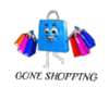 Animated Gone Shopping