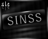 [SLE] Sinns Name Tag