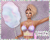 V Cotton Candy w/Poses