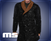 MS Men's Coat Black