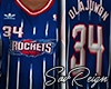 Throwback Rockets Jersey