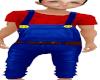 Family Mario Overalls M
