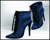 Fall Blue Boot