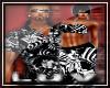 xxl PRG Aloha dress b/w