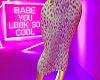! RLL Skirt 2 Leo Pink