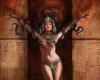 Egypt Goddess Goldframe