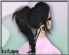 rouse hair ; dreads