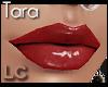 LC Tara Smooth Red Gloss