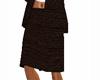 [LSB] Suit Skirt (Black)